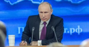 Владимир Путин провёл совещание по развитию ситуации с коронавирусом