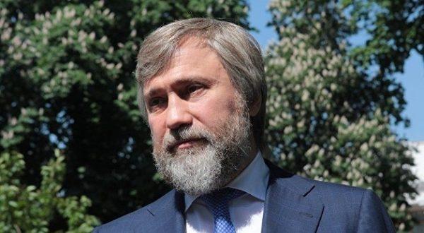Вадим Новинский перечислил по 100 тыс. грн родственникам врачей, погибших в борьбе с COVID-19