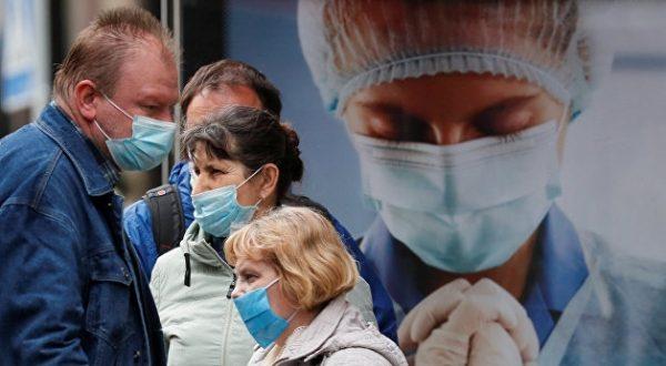 На Украине число заболевших COVID-19 за сутки выросло на 683 человека