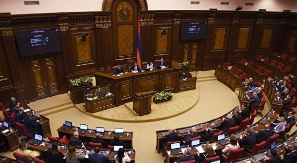 Вице-спикер армянского парламента заразился коронавирусом