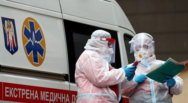 На Украине зафиксировали новый рост случаев коронавируса