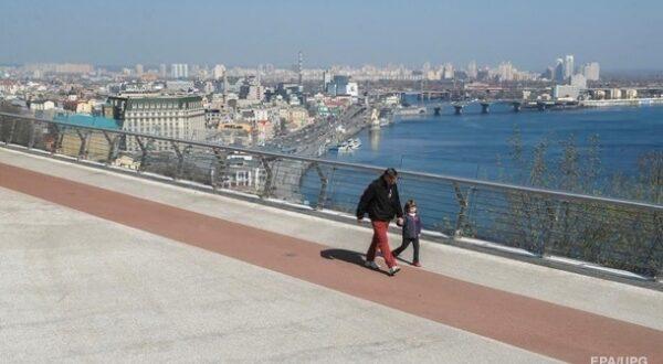 В Киеве менее 150 случаев коронавируса за сутки