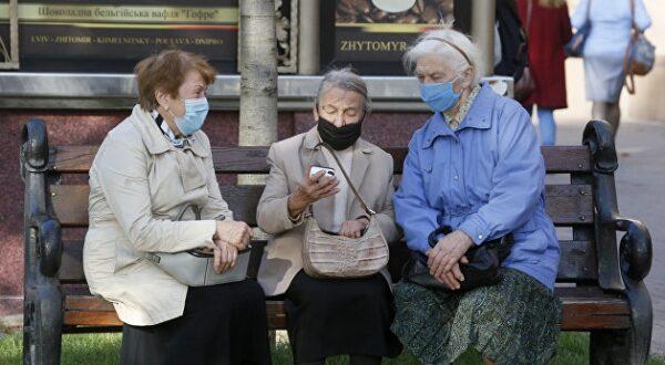 Три области Украины покинули «красную» карантинную зону