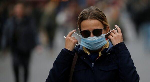 За сутки на Украине COVID-19 заболели менее тысячи человек