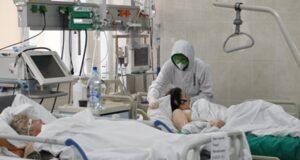 Число случаев COVID-19 на Украине продолжает расти