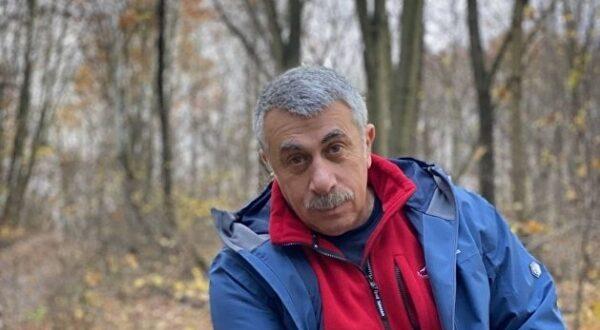 Комаровский предсказал взрыв коронавируса на Украине осенью