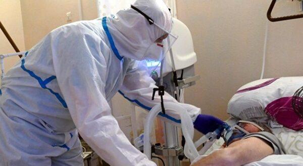 Число заражений коронавирусом на Украине выросло в три раза с начала недели